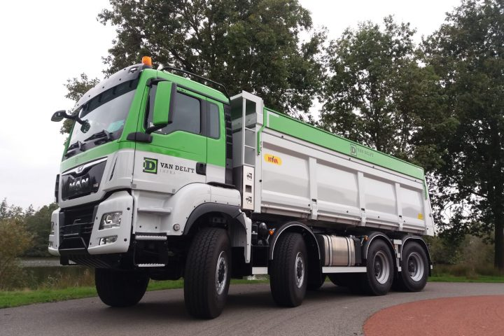 Van Delft 8x8 WS Wierda