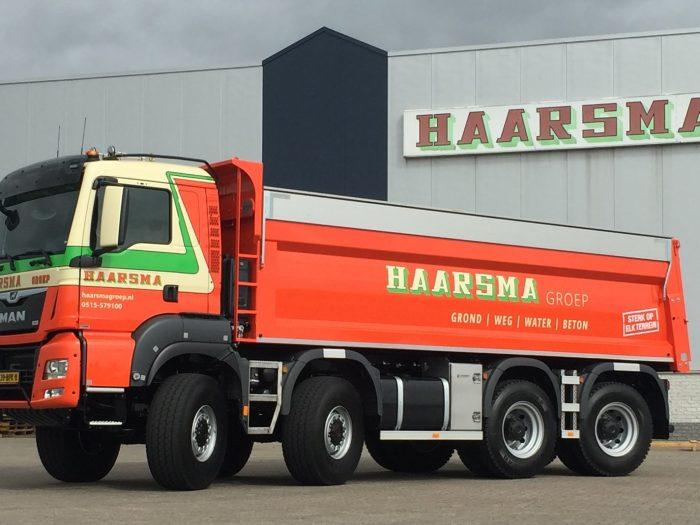 Haarsma 8x8 WS