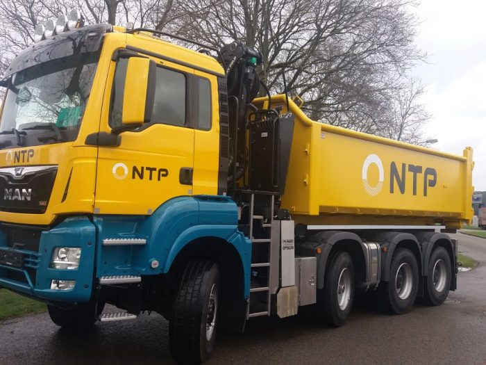 NTP Infra 8x6