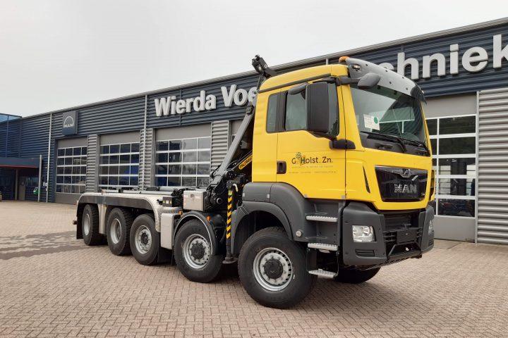 Wierda Voertuig Techniek - Van der Holst - 10x8 WSA